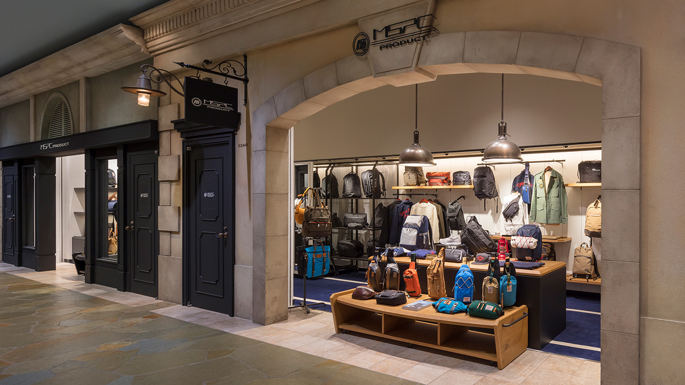 MSPC PRODUCT ODAIBA OUTLET